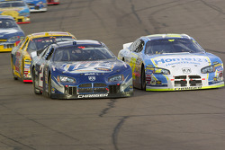 Rusty Wallace and Jamie McMurray