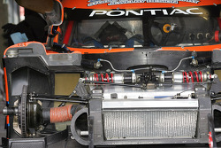 Detail of the Spirit of Daytona Racing Pontiac Crawford
