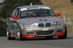 #92 Anchor Racing BMW M3: John Munson, James Sofronas