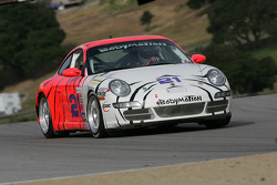 #21 Bodymotion Racing Porsche 997: Michael Ellis, Michael Bavaro