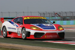 #83 Scuderia Ecosse Modena GTC: Nathan Kinch, Andrew Kirkaldy