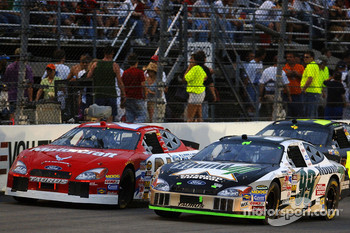 Ricky Rudd and Carl Edwards