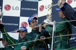 With this win the Aston Martin team also received the first RAC Tourist Trophy awarded in 46 years