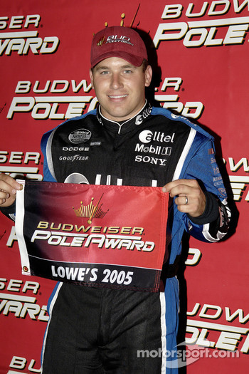 Pole winner Ryan Newman