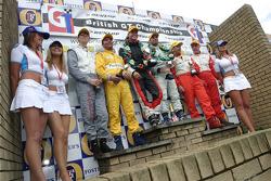 GT3 podium