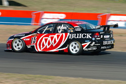 Rick Kelly sporting damage