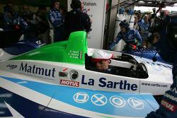 Sébastien Loeb back after completing his mandatory 10-lap test