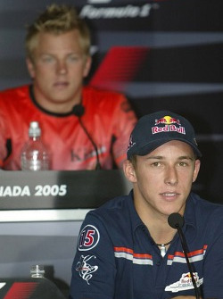 Thursday FIA press conference: Christian Klien and Kimi Raikkonen