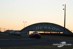 Dawn over the Dunlop Bridge