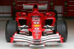 The Ferrari of Michael Schumacher