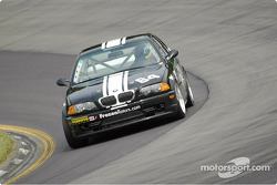 #64 Matt Connolly Motorsports BMW 330ci: Matt Connolly, Tom Milner
