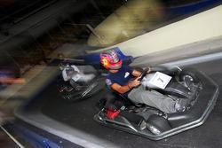Red Bull Petit Prix in Manheim: Vitantonio Liuzzi