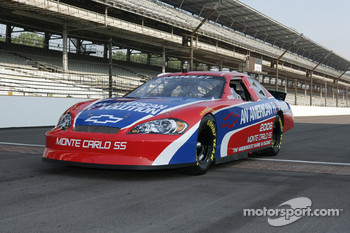 The 2006 Chevrolet Monte Carlo SS race car