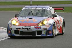 #88 Gruppe Racing Porsche 996 GT3 R: Jonathan Cocker, Tim Sugden