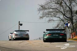 #57 Aston Martin Racing Aston Martin DB9: David Brabham, Darren Turner, Jonny Kane