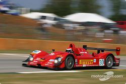 #30 Barazi-Kruse Motorsport Courage C-65 AER: Phill Bennett, Juan Barazi
