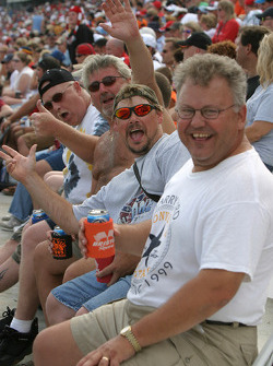 More happy fans at Talladega