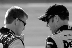 Jeff Burton and Matt Kenseth