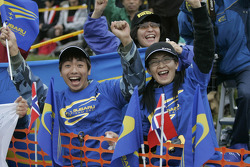 Subaru fans