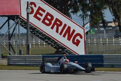 James Hinchcliffe, Schmidt Peterson Motorsport Honda