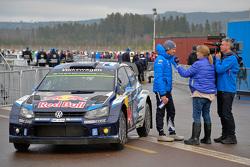 Sebastien Ogier, Volkswagen Polo WRC, Volkswagen Motorsport