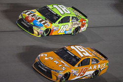 Carl Edwards, Joe Gibbs Racing Toyota, Kyle Busch, Joe Gibbs Racing Toyota
