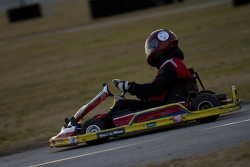 #88 Wheel to Wheel Karting: Bill Judy, Bruce White, Kevin Jordan, Jack Vintartas, Ryan Glisson