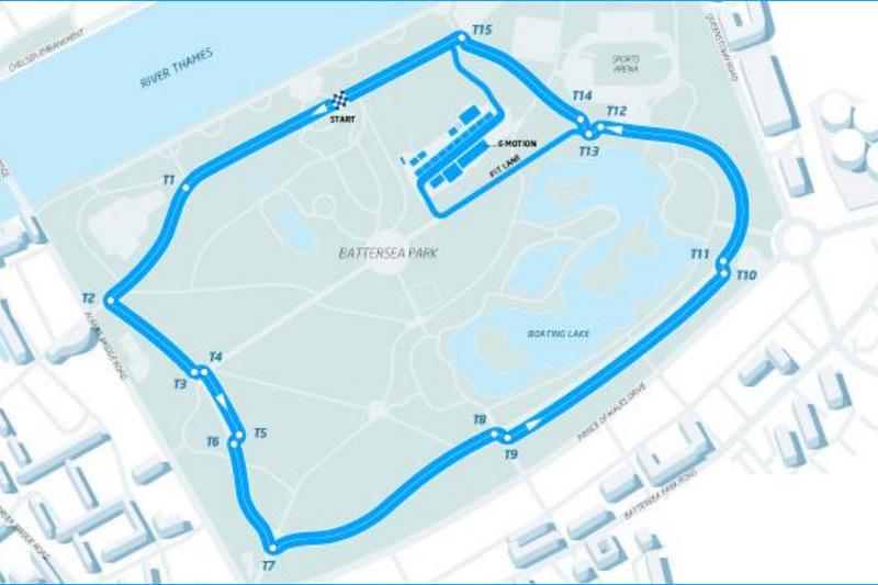 Formel-E-Rennen in London erhält grünes Licht