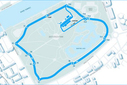 London Formula E race gets green light