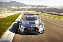 Mercedes-AMG GT3 launch