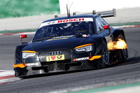 Audi March testing
