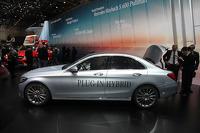Mercedes C350 E Plugin Hybrid