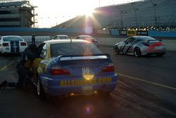 #96 Turner Motorsport BMW M3: Bill Auberlen, Justin Marks