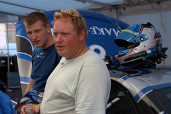 Michael McDowell and Rob Finlay