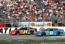 Jeff Gordon and Kyle Petty