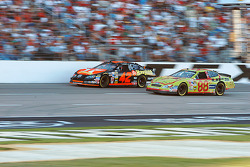 Dale Jarrett and Jamie McMurray
