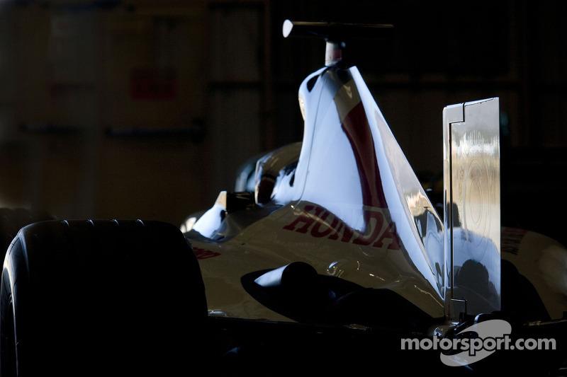 BAR Honda 007 Bonneville 400 Rekordfahrzeug