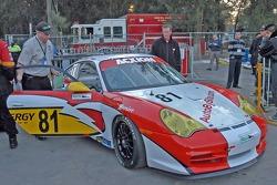 #81 Synergy Racing Porsche GT3 Cup: Will Nonnamaker, Craig Stanton