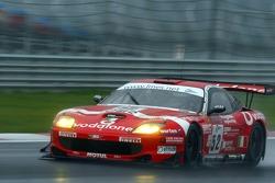 #52 BMS Scuderia Italia Ferrari 550 Maranello: Matteo Cressoni, Fabio Babini, Miguel Ramos
