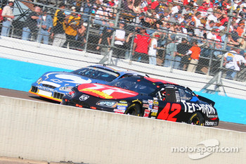Jamie McMurray and Joe Nemechek