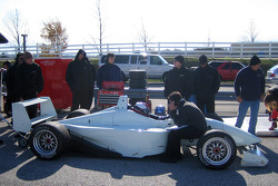 Richard Philippe the new Mi-Jack Conquest Racing Atlantic Car
