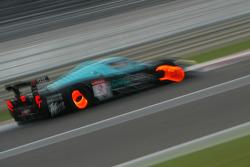 #9 Vitaphone Racing Team Maserati MC-12 GT1: Michael Bartels, Timo Scheider