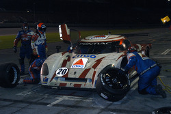 Pitstop for #20 CITGO - Howard - Boss Motorsports Pontiac Crawford: Andy Wallace, Jan Lammers, Tony Stewart