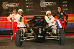 Benelux Nations Cup team Franois Duval and Christijan Albers