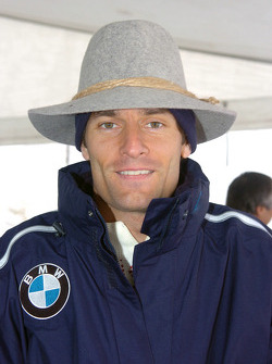 Mark Webber BMW WilliamsF1 Team driver 2005
