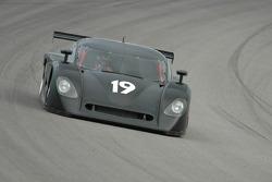 #19 Finlay Motorsports Ford Crawford: Memo Gidley, Michael McDowell