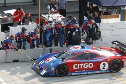 #2 pit stop