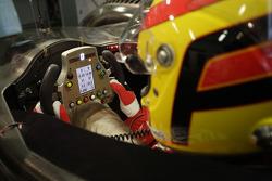 Frank Biela in the new Audi R10
