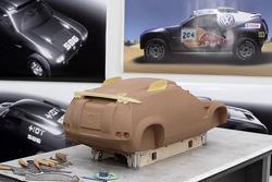 Volkswagen Motorsport: development of the Volkswagen Race Touareg 2