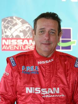 Team Nissan Dessoude presentation: Bernard Chevalier